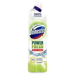 Total Hygiene Lime Fresh Żel do czyszczenia toalet