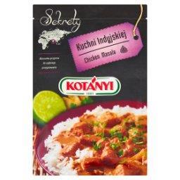 Sekrety Kuchni Indyjskiej Chicken Masala Mieszanka przypraw