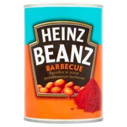Beanz Fasolka w sosie pomidorowym barbecue