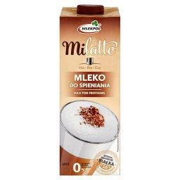 Milatte Mleko do spieniania UHT 0,0% 1 l