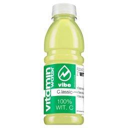Vitamin Water C.lassic zawierający 100% Wit. C Napój niegazowany
