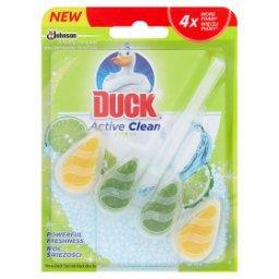 Active Clean Zawieszka do toalet o zapachu cytrynowym