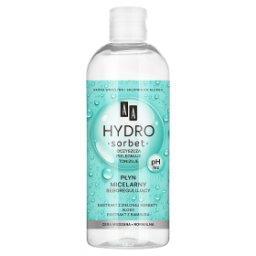 Hydro Sorbet matujący płyn micelarny cera mieszana 400 ml