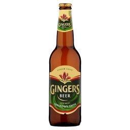 Ginger Piwo z syropem o smaku imbirowym