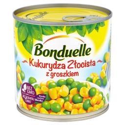Kukurydza Złocista z groszkiem