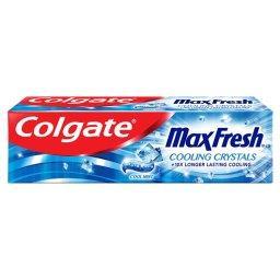 Max Fresh Cooling Crystals Pasta do zębów