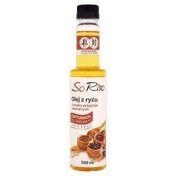 Olej z ryżu o smaku przypraw orientalnych