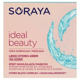 Ideal Beauty Lekki hydro-krem na dzień cera normalna...