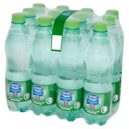 Pure Life Aquarel Woda źródlana gazowana 12 x 0,5 l