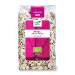 Musli orzechowe bio 300 g