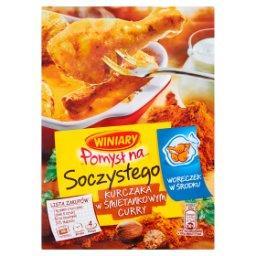 Pomysł na... Soczystego kurczaka w śmietankowym curry 31 g