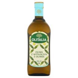 Oliwa z wytłoczyn z oliwek