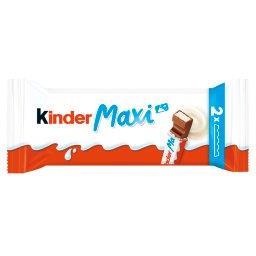Chocolate Maxi Batonik z mlecznej czekolady z nadzieniem mlecznym