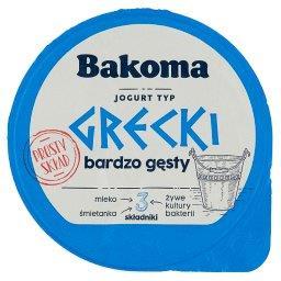 Jogurt naturalny typ grecki