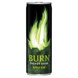 Apple Kiwi Gazowany napój energetyczny