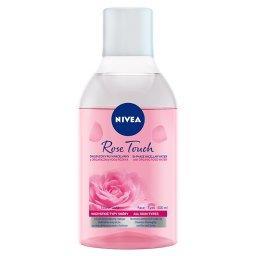 Rose Touch Dwufazowy płyn micelarny z organiczną wodą różaną