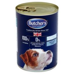 Sensitive Karma dla psów dorosłych psów pasztet z jagnięciną i ryżem