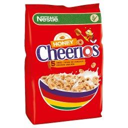 Cheerios Miodowy Płatki śniadaniowe