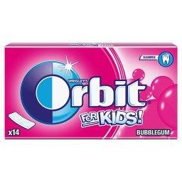 For Kids Classic Guma do żucia bez cukru  (14 pasków...