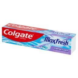 Max Fresh Musująca mięta Pasta z fluorem