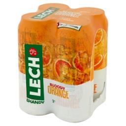 Shandy Bloody Orange Piwo z lemoniadą