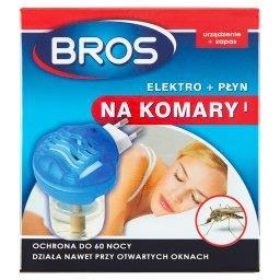 Elektro + płyn na komary 40 ml