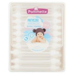 Patyczki higieniczne dla dzieci i niemowląt 70 sztuk