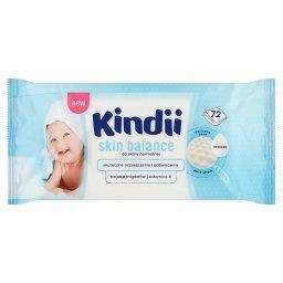 Skin Balance Chusteczki dla niemowląt i dzieci do sk...