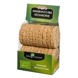 Amarantuski sezamowe bio 100 g