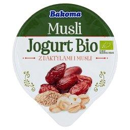 Musli Jogurt Bio z daktylami i musli
