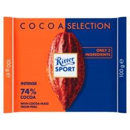 74% Cocoa Czekolada gorzka