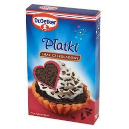 Płatki smak czekoladowy
