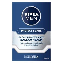 MEN Protect & Care Nawilżający balsam po goleniu