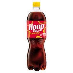 Cola Napój gazowany cola cytryna 1 l