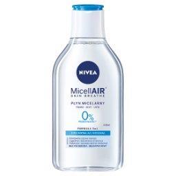 MicellAir Skin Breathe Pielęgnujący płyn micelarny do cery normalnej i mieszanej