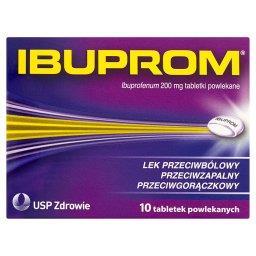 200 mg Tabletki powlekane 10 tabletek