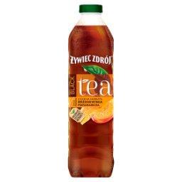 Black Tea Napój niegazowany czarna herbata brzoskwinia pomarańcza
