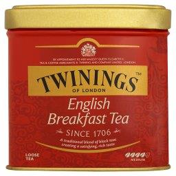 English Breakfast Czarna herbata liściasta
