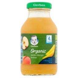 Nektar jabłko mango po 4. miesiącu