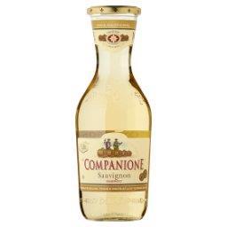 Sauvignon Wino białe półsłodkie mołdawskie 1 l