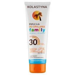 Family Emulsja do opalania dla dzieci i dorosłych SPF 30