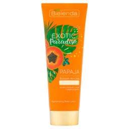 Exotic Paradise Balsam do ciała regenerujący papaja