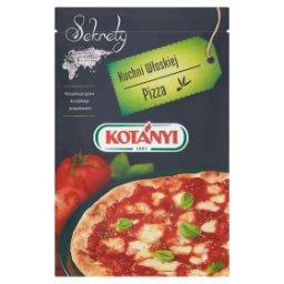 Sekrety Kuchni Włoskiej Pizza Mieszanka przypraw