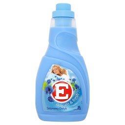 E Delicate and Fresh Satynowy Dotyk Płyn zmiękczający do płukania tkanin koncentrat 2 l
