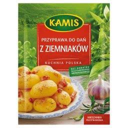Kuchnia polska Przyprawa do dań z ziemniaków Mieszan...