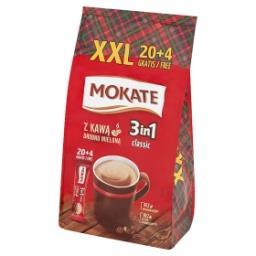 3in1 Classic Rozpuszczalny napój kawowy w proszku 408 g