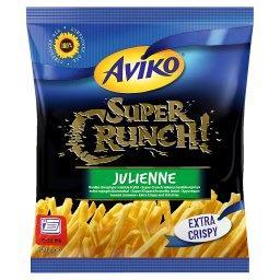 Super Crunch Julienne Bardzo chrupiące i cienkie frytki