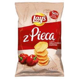 Z Pieca Pieczone chipsy Grillowana Papryka