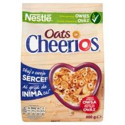 Cheerios Oats Chrupiące płatki śniadaniowe