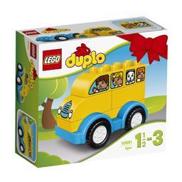 Klocki Lego Duplo My First Mój pierwszy autobus 10851